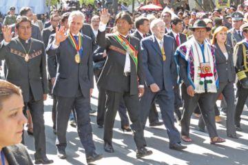 Festejos patrios, lejos de Sucre por octava ocasión en diez años