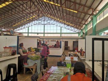 Recomiendan evacuación del Mercado Villa Rosario