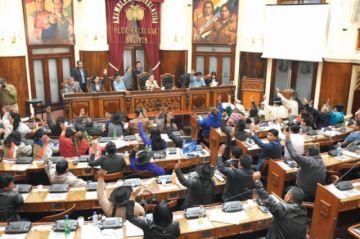 Suman pedidos de juicio en la Asamblea por audio