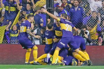 Copa: Boca supera al Paranaense y se cita con Liga