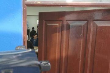 Magistrado Egüez anuncia que no pedirá licencia