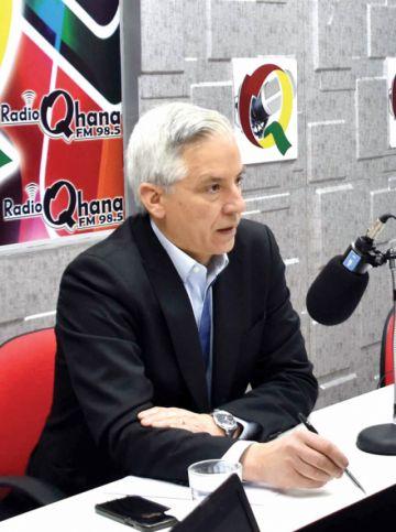 Vice asegura que Ortiz dará sorpresa electoral