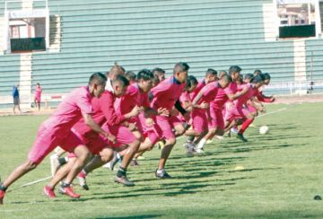 """Copa: El """"Inde"""" va  por una nueva victoria"""