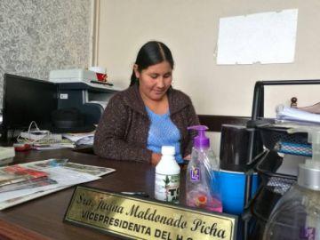 Cobros: Justicia determina detención domiciliaria para concejala Maldonado