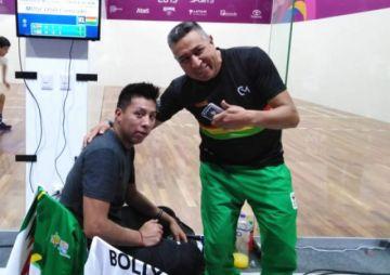 Conrrado Moscoso debuta con victoria en los Panamericanos de Lima