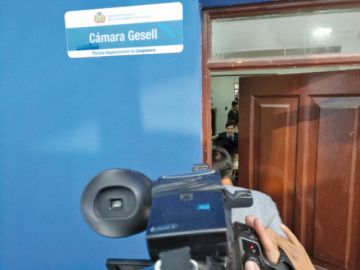 Arce sugiere a Egüez pedir licencia y este lo descarta