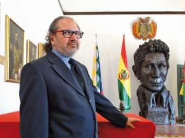 Español destaca aporte de Bartolomé de las Casas