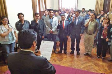 Cuatro autoridades  de finanzas dejan cargos en la Alcaldía