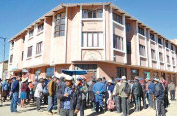 Ravelo: Afines al Alcalde determinan ir a bloqueo