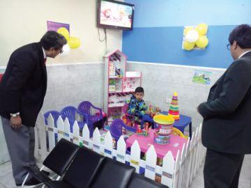 Hospital UNI, el segundo con urgencias pediátricas