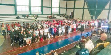 Fancesa: Trabajadores inauguran torneo de futsal