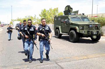 Conmoción por nuevo tiroteo masivo en EEUU
