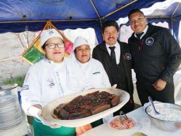 Comensales sucrenses responden a Festival de Comida