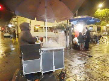 Récord de frío en Sucre