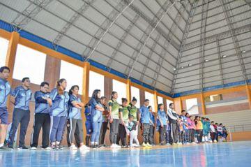 Ministerio de Deportes convoca a instituciones