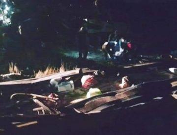 Al menos 14 muertos en accidente de tránsito en la ruta La Paz-Apolo