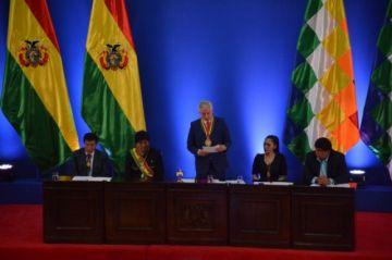 Vicepresidente asegura que cada día 790 bolivianos dejan la pobreza