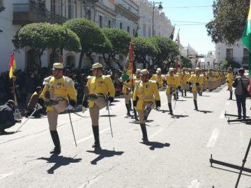 Sucre: Rememora el desfile cívico de este 6 de agosto