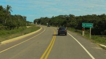 Denuncian fisuras en la carretera Trinidad-San Ignacio de Moxos