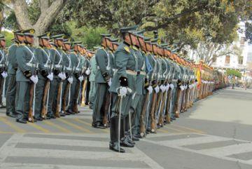 La Parada Militar  desplaza hoy a más de 2.000 efectivos