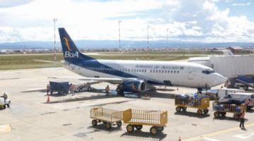 BoA dice que solo tiene un 0.016% de incidentes en 250 mil vuelos