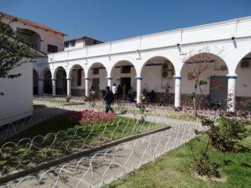 El Hospital Santa Bárbara espera equipos e ítems