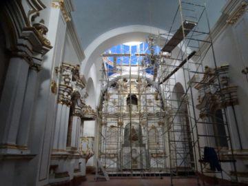 Entrega de capilla abrirá la festividad de la Virgen de Guadalupe