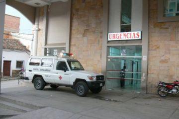 Urgencias: Joven y adulto ponen en riesgo sus vidas
