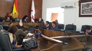 Maldonado solicita licencia al Concejo