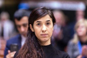 Nadia Murad, Nobel de la Paz, llegará a Sucre
