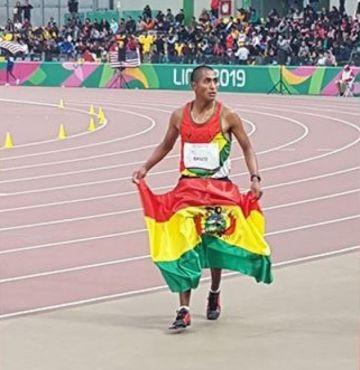 Vidal Basco queda cuarto en los 10 mil metros planos