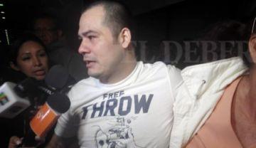 Boliviano que se salvó de morir en la horca llegó a Santa Cruz