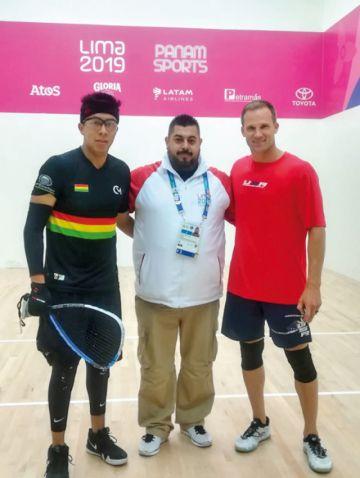 Equipo Bolivia por el Oro