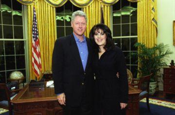 Lewinsky resucita en TV el escándalo con Clinton