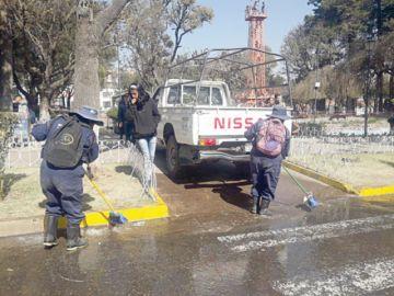 Alcaldía se vuelca al D-1 con programa de barrios