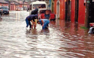Más de 7.000 personas afectadas por las lluvias
