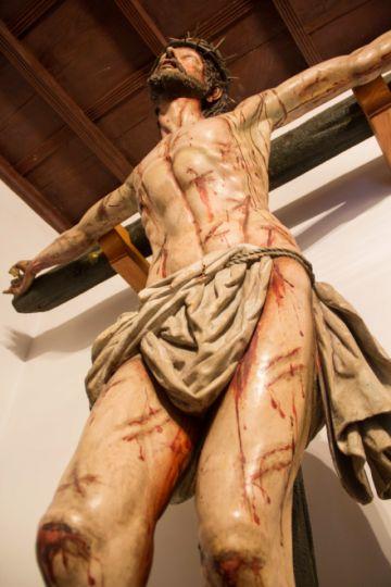 Gaspar  de la Cueva, la perfección en la escultura colonial