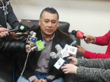 Consejero Michel niega presión a jueza de Tarija