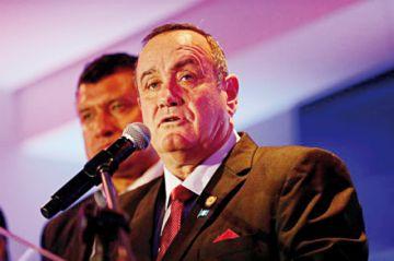 Giammattei conquista la Presidencia de Guatemala