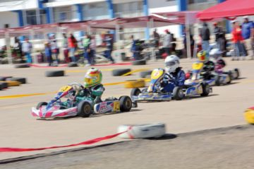 Ultiman detalles para recibir  Nacional de Karting