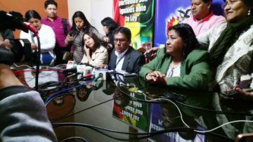 Fiscal Departamental se reúne con comisión que investiga a Fancesa