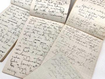 Los manuscritos de Kafka salen a la luz