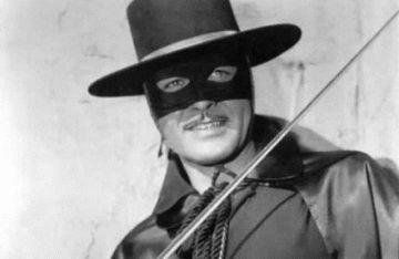 """""""El Zorro"""" cumple 100 años de vida"""