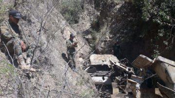 Chofer de empresa muere en accidente entre Tarvita y Azurduy
