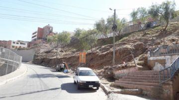 Avenida J. Prudencio Bustillos es un escenario delincuencial