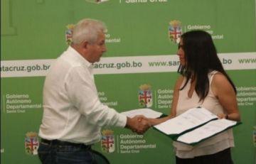 Ministerio de Salud y Santa Cruz firman acuerdo para implementar el SUS