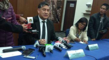 Capitalización: Fiscal General dice que Mesa politiza investigaciones