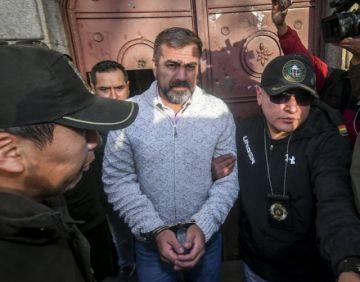 Eurochronos: Moreira es uno de los policías implicados en la muerte de Ana Lorena