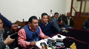 Transporte anuncia paro y bloqueo en Chuquisaca