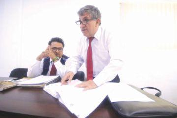 Eurochronos: Fiscal admite que policías dispararon a Tórrez
